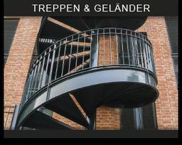 Schaltläche Treppen & Geländer