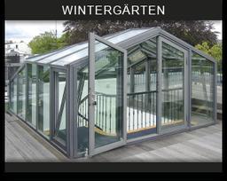 Schaltfläche Wintergärten