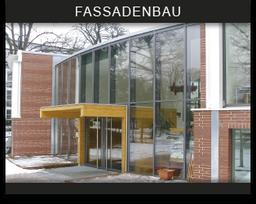 Schaltläche Fassadenbau