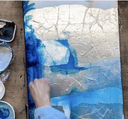 wie kannst du Folie kleben, wie auf Folie malen?