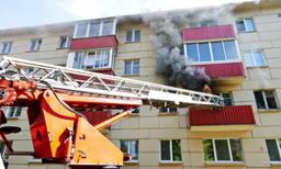 Brand, Feuerwehr, Brandmeldeanlage