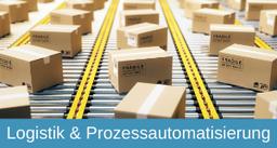 Logistik & Prozessautomatisierung, Paketverfolgung, Prozessoptimierung