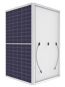 Trina Solar Modul Halbzelle Half Cut Cell