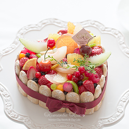 クレイフルーツの作り方教室大阪いちご桃キウイチェリー