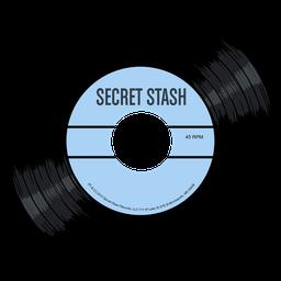 Secret Stash records