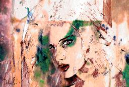 porträtmalerei bilder poster