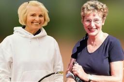 2. Sieger Sigrid Westphal/Ute Gäbler