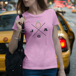 JGA-Shirt für Frauen Ring