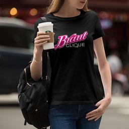 JGA-Shirt für Frauen Braut Clique