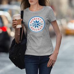 JGA-Shirt für Frauen Germany's next No.1 Ehefrau