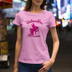 JGA-Shirt für Frauen Drinkerbell
