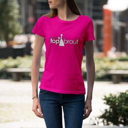 JGA-Shirt für Frauen Germany's next Top-Braut