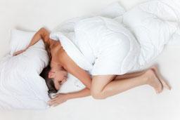 Schlafstörungen, Schlafschwierigkeiten, Naturheilkunde München