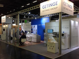 GETINGE Messestand