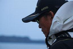 「サングラス」は釣りには欠かせません