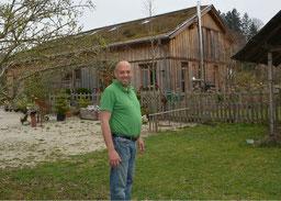 Apfel mit Blüte Biobaumschule Eschenhof