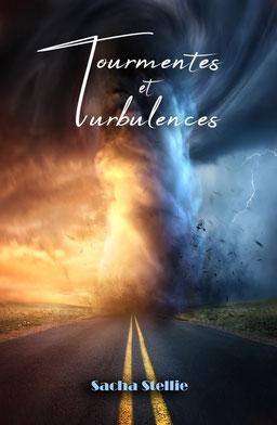 sacha stellie; tourmentes et turbulences; nouvelles; recueil de nouvelles; feel good book; psychologie; nouveaux auteurs; auteur bordeaux