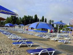 Елисеевский пляж, Таганрог