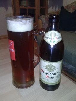 Hetzelsdorfer Bier