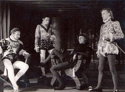 """Das französische Theaterensemble """"L'equipe"""". GLS"""