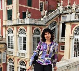 гид по Генуе Татьяна Капчевская