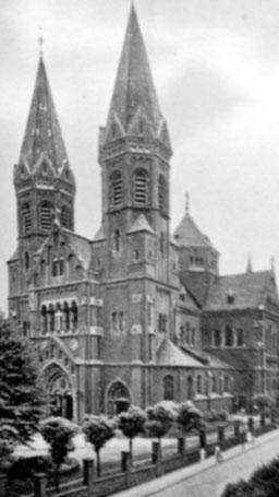 """Der """"Altendorfer Dom"""" St. Mariä Himmelfahrt"""