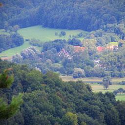 Unser beschauliches Örtchen Rothenbühl ist ein perfekter Ausgangspunkt für Entspannungssuchende  und Naturverbundene.