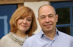 Bild von den Zahnärzten Olga und Eugen Fischer