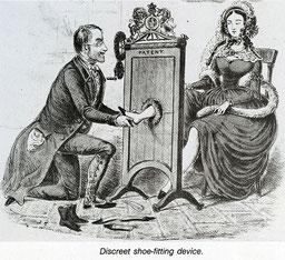 """""""Sexuelles Verhaltensmanagement"""" im Viktorianischen Zeitalter. Bild """"Lie back and think of England"""" Paul Townsend/flickr"""