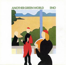 Brian Eno「Another Green World」