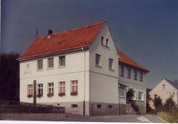 die ehemalige Schule wird zum Studio