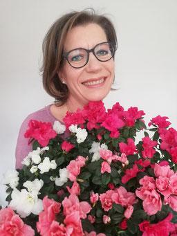"""Vera Löwe - Azaleen - """"Die Blumen meiner Kindheit"""""""