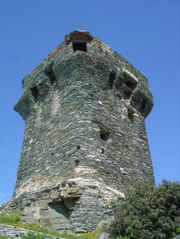 tour Paoline de Nonza