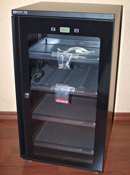 Raylab Dry Cabinet