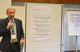 LAG-Vorsitzender Eduard Hannen vom Klausenhof
