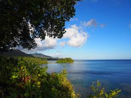 Merian.de: Mantas, Feuertänze und deutsche Ruinen in Papua-Neuguinea
