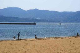いまりんビーチ(2016.5.1撮影)