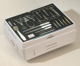 Abbildung der erfolgreichen Malteser Verkaufskassette mit Zahlteller für Apotheken und Fachgeschäfte