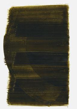 """""""Endloser Schrei 00:48 Uhr"""", 2015, 48 x 36cm"""