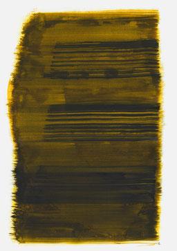 """""""Schrei 18:53 Uhr"""", 2017, 48 x 36cm"""