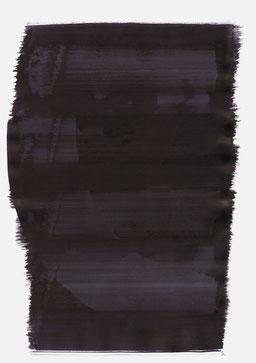 """""""Schrei 23:40 Uhr"""", 2015, 48 x 36cm"""