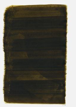 """""""Aufschrei 03:18 Uhr"""", 2015, 48 x 36cm"""