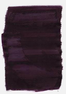 """""""Hilferuf 16:38 Uhr"""", 2015, 48 x 36cm"""