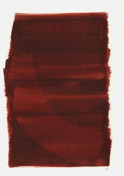 """""""Schrei 15:58 Uhr"""", 2016, 48 x 36cm"""