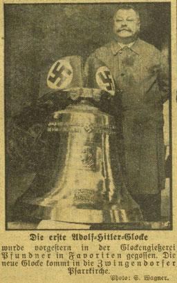"""Bildquelle: """"Das kleine Volksblatt"""", 09.04.1938, S. 17"""