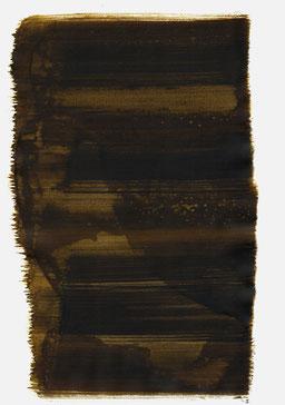 """""""Aufschrei 20:38 Uhr"""", 2015, 48 x 36cm"""