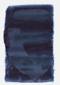 """""""Schrei 15:28 Uhr"""", 2018, 48 x 36cm"""