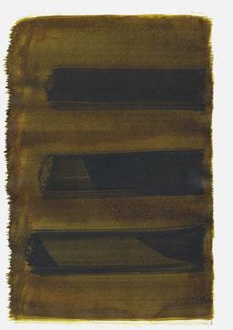 """""""Endloser Schrei 15:47 Uhr"""", 2017, 48 x 36cm"""