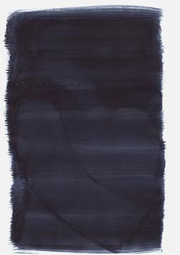 """""""Schrei 20:45 Uhr"""", 2016, 48 x 36cm"""