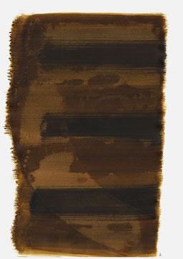 """""""Schrei 21:41 Uhr"""", 2015, 48 x 36cm"""